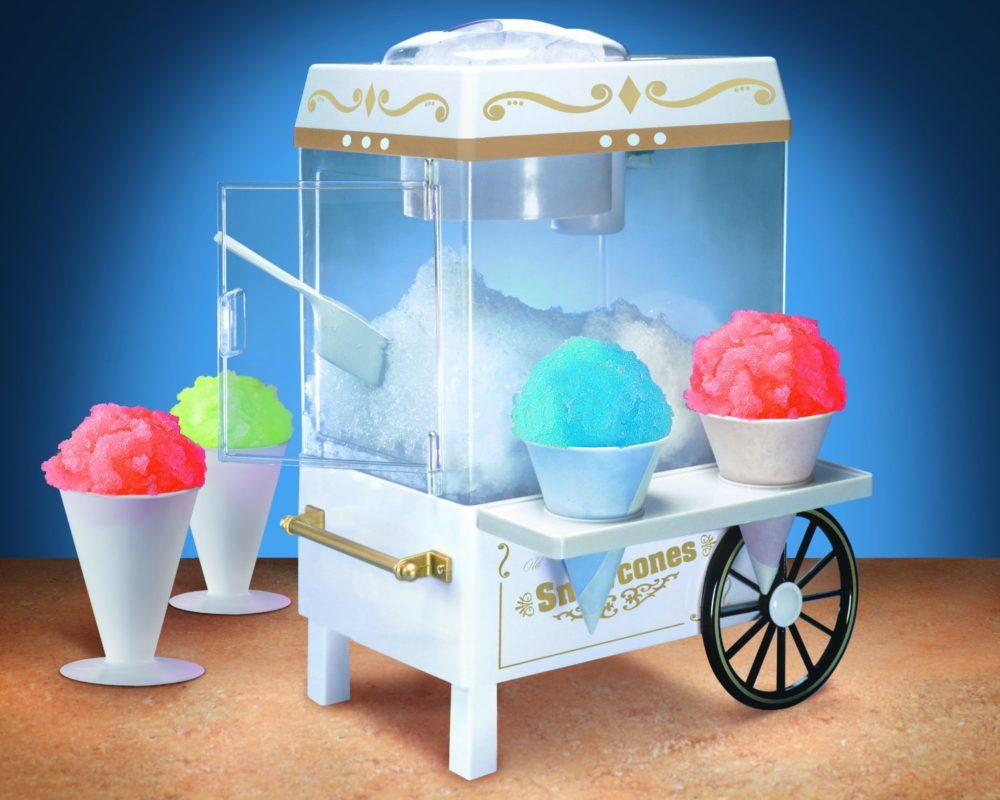 snow cone machine in stores