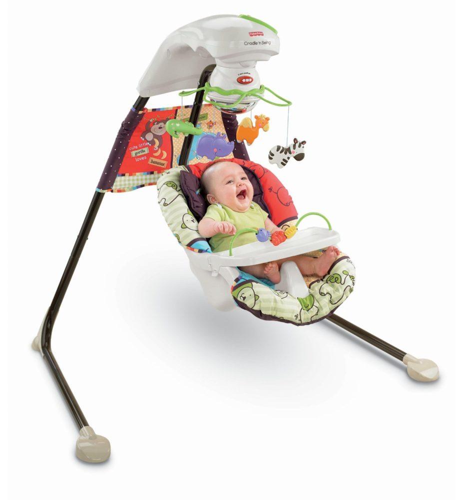 Deals on baby swings