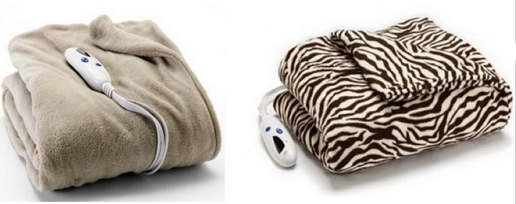 Heated Blankets Just $25.19 Shipped (reg. $80)!