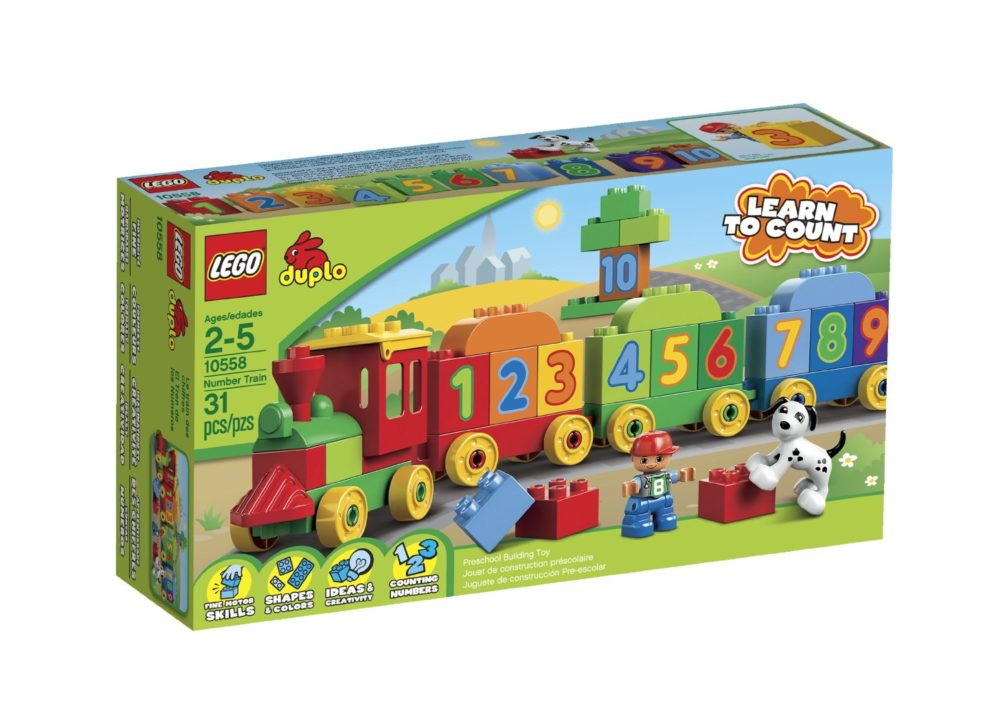 lego duplo number train saving my family money. Black Bedroom Furniture Sets. Home Design Ideas